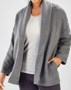 Fabletics Quilted Vanessa Cardigan